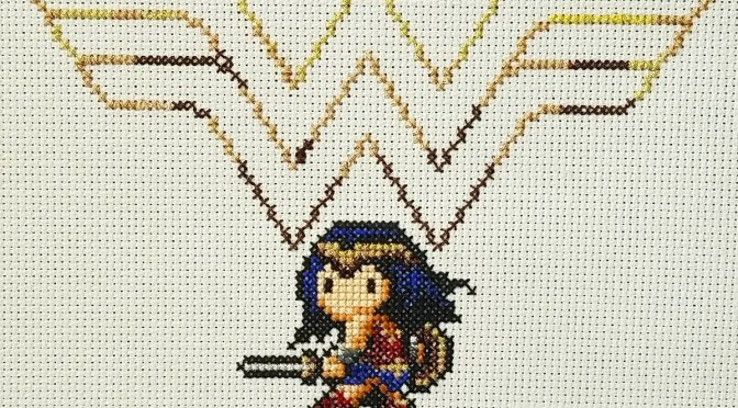 What a Wonder-ful Cross-Stitch